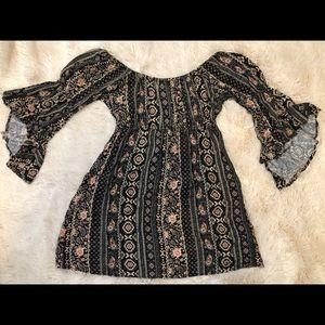 Altar'd State Dresses - 🌺Altar'd State off the shoulder dress